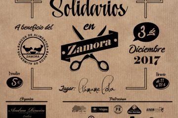 BARBEROS SOLIDARIOS 2017 ZAMORA