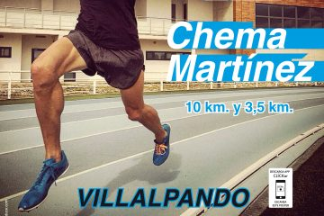 IV Carrera popular Chema Mart'nez 2015