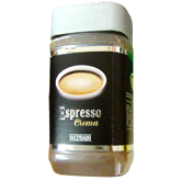 Espresso crema Mercadona
