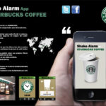 Starbucks App despertador